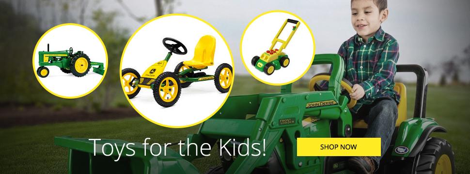 John Deere Shop Online Elektrische Landbouwvoertuigen
