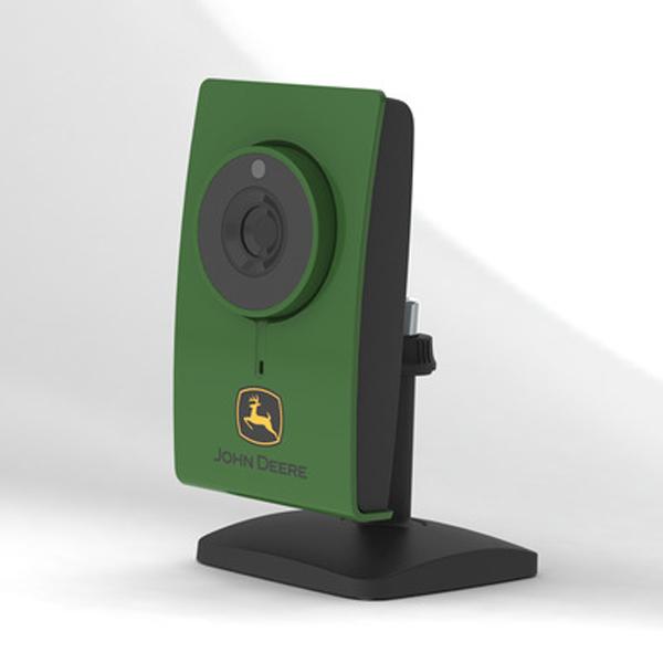 john deere indoor wifi camera lp66164. Black Bedroom Furniture Sets. Home Design Ideas