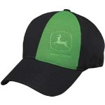 John Deere Embossed Comfort Fit Cap
