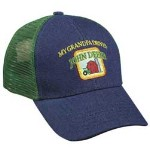 My Grandpa Drives John Deere Youth Cap