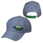 John Deere Grandpa Drives Youth Denim Cap