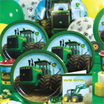 John Deere Birthday Express Themed Party