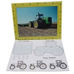 John Deere Activity Placemat