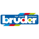 Bruder 1:16 Scale Model Plastic Toys