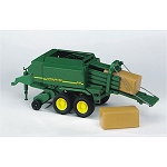 John Deere Bruder 16th scale Big Bale Baler - LP53289