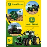 John Deere Tractor Sticker Sheet - 78158