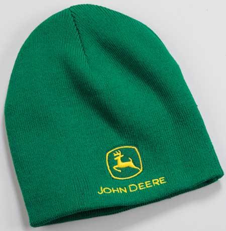 ... deere hats john deere winter hats john deere adult green knit beanie