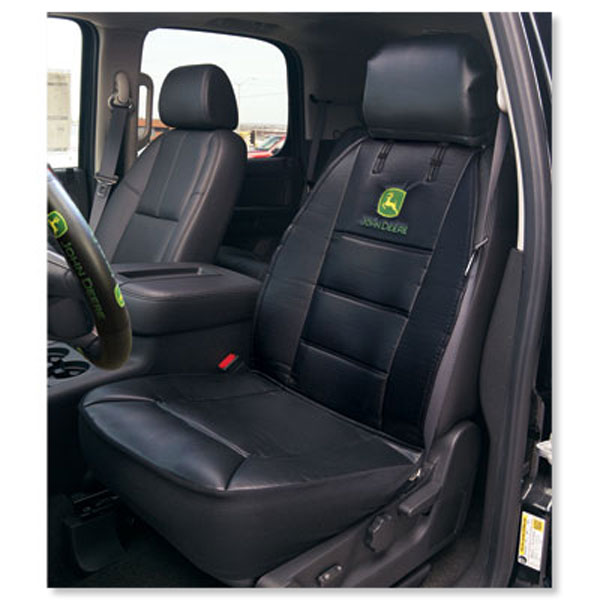John Deere Sideless Seat Cover - LP49603
