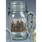 John Deere Lunchtime Drinking Jar - LP10364