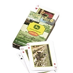 Collectible John Deere Playing Cards - LP10328