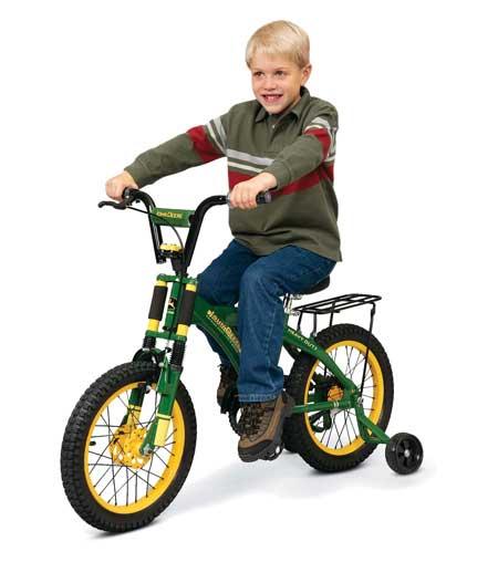 Bikes 16 In John Deere inch Boys