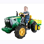 Outdoor John Deere toys by Ertl