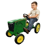 Parts for TBE45295 Model 8360R John Deere Pedal Tractor (2011-present)