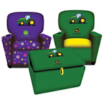 John Deere Children's Furniture by Ertl