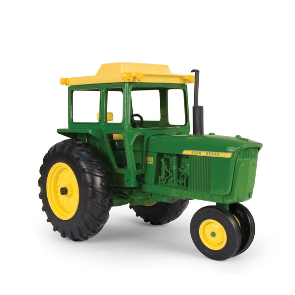 John Deere 1:16 4020 Tractor with Cab - TBE45312