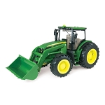 John Deere Big Farm 6210R Tractor with Lights N Sound - TBEK46074