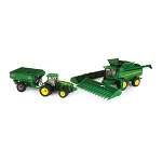 John Deere 1:64 scale Harvesting Set - TBE45443