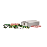 John Deere 1:64 scale 70-piece Value Set - TBEK46276