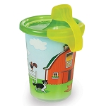 John Deere Take & Toss Sippy Cup 3-Pack - TBEKY9613A1