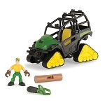 John Deere Gear Force Off-Road Tracks Gator Adventure - TBEK37778t