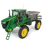 John Deere 1:64 scale R4038 Drybox Spreader Toy - 45497