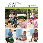 2015 John Deere Toy Catalog, Pocket size or Full size - LP53374 - LP53373
