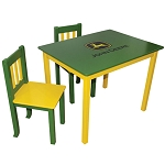 John Deere Kids Green Table and Chair Set - K2576