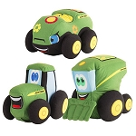 John Deere Plush Vehicles