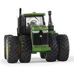 John Deere 1:64 scale 9620R Toy Tractor with Duals - 45480