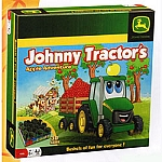 John Deere Johnny Tractor's Golden Apple Harvest Card Game - GAP2478