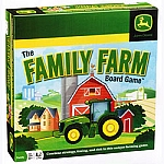 John Deere Family Farm Board Game - GAP3812