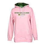 Pink John Deere clothing