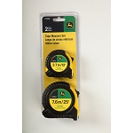 John Deere 2-piece Tape Measure Set - TY27000