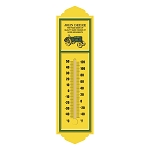 John Deere Metal Wall Thermometer - KE99159
