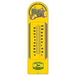 John Deere Metal Wall Thermometer - KE99160