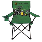John Deere Oversized Folding Camp Chair with Bag - LP51704