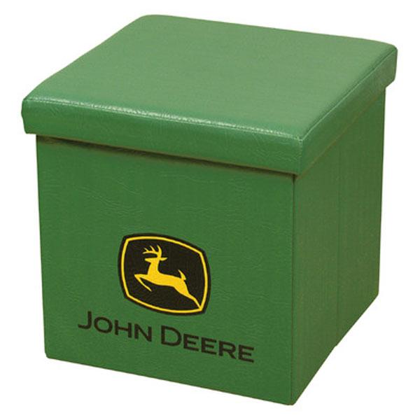 John Deere Ottoman : John deere collapsible ottoman lp