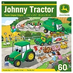 John Deere 60-Piece Puzzle - Johnny Tractor Parade Day - LP39681