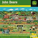 John Deere Puzzles and Games
