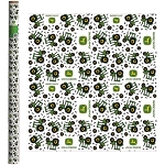 John Deere Green Tractor Wrapping Paper - LP51677