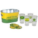 John Deere Kitchen Decor John Deere Glassware