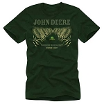 John Deere Wheat Field T-Shirt