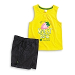 John Deere Sweet Toddler Tank and Short Set - JSGS016Y1T1