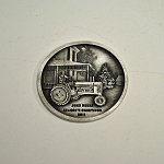 John Deere Limited Edition 2011 Spec Cast Pewter Ornament - LP38924
