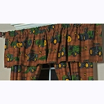 John Deere Traditional Panel Valance - SW61123