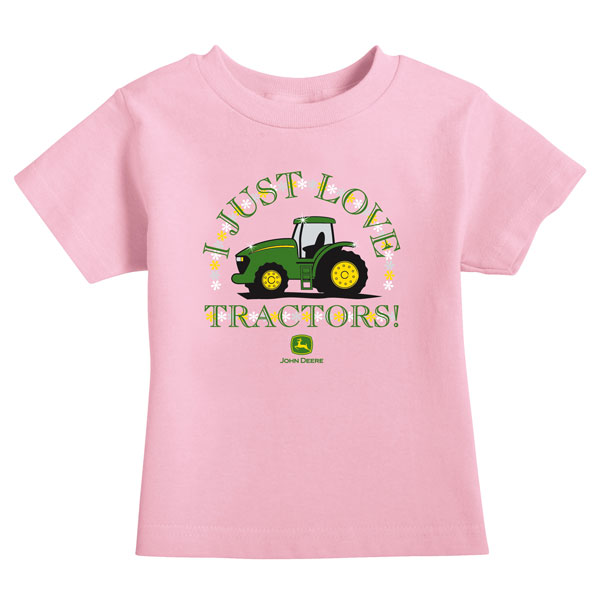 baby toddler clothing john deere toddler i just love tractors t shirt