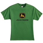 John Deere Green Custom Color T-shirt - 140829