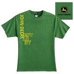 John Deere Green 1837 T-Shirt - 146323