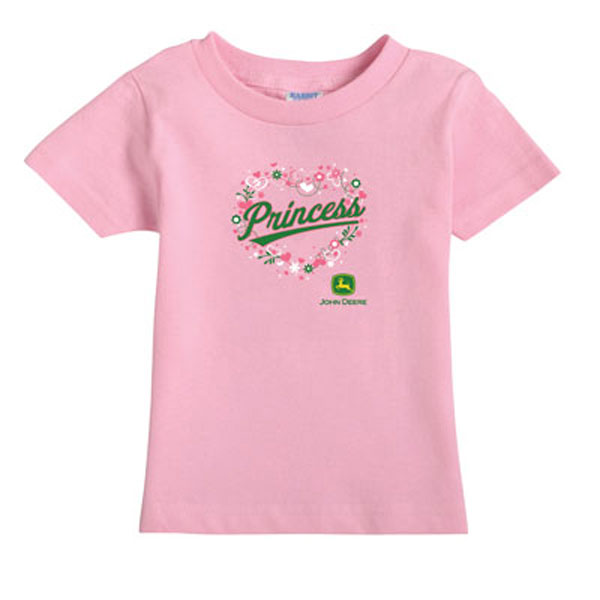 John Deere Princess T-Shirt - 54735