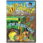 All About John Deere For Kids - The Music DVD - TMBMUDVD3